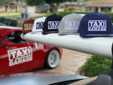 TAXI GARAGE Snap Back Hat