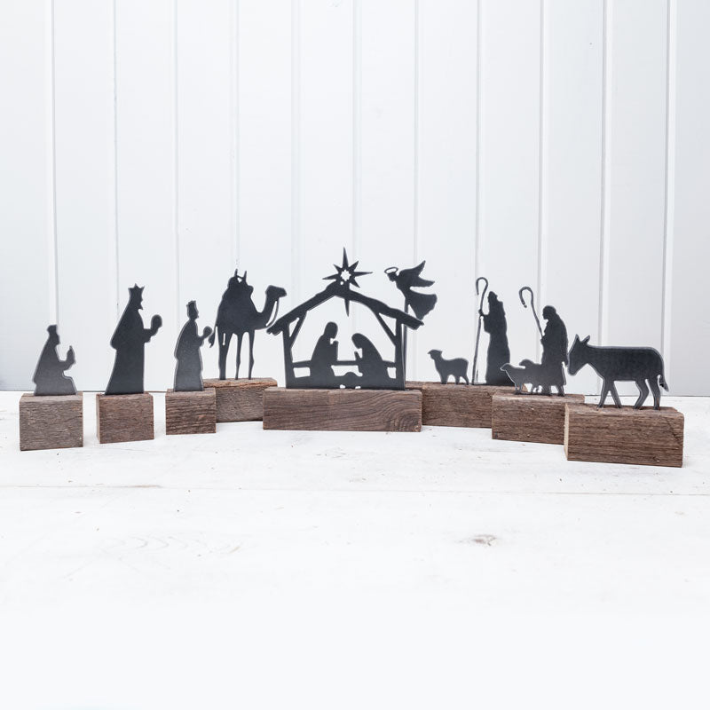 12-inch Nativity Set