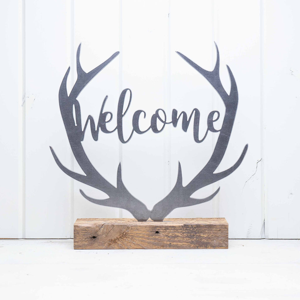 Antler Welcome