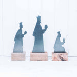 3 Wiseman for 12-inch Nativity Set