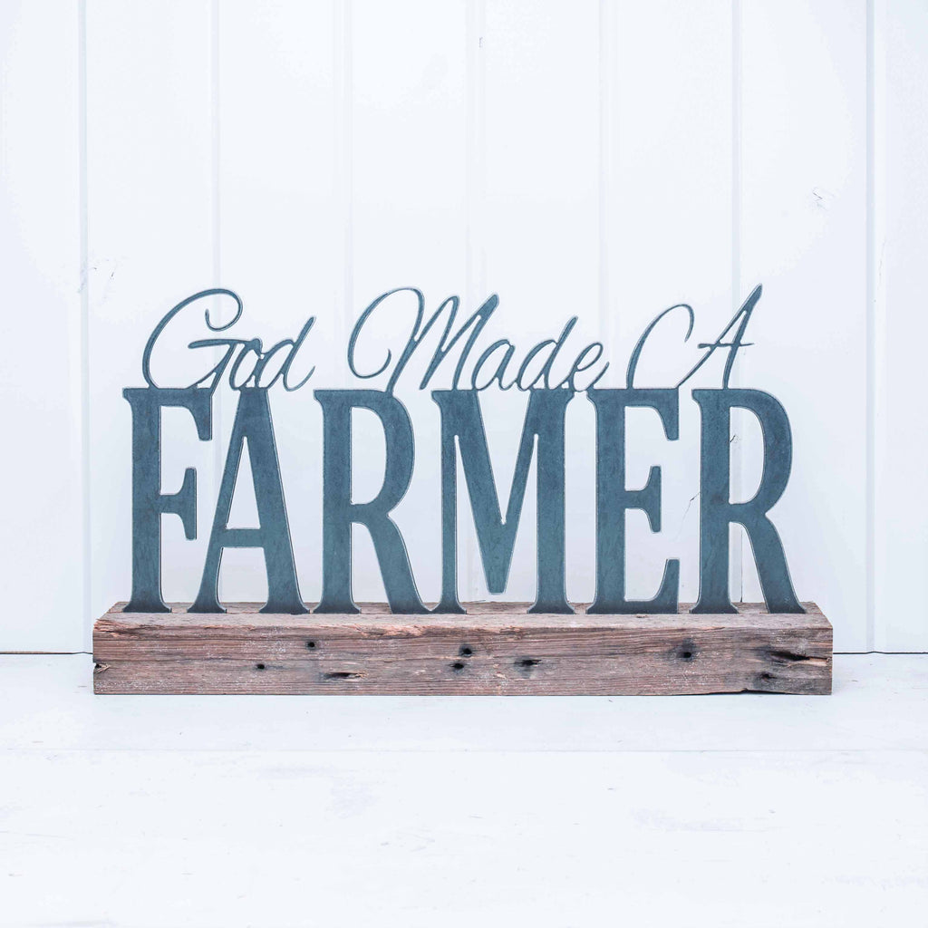 God Made a Farmer