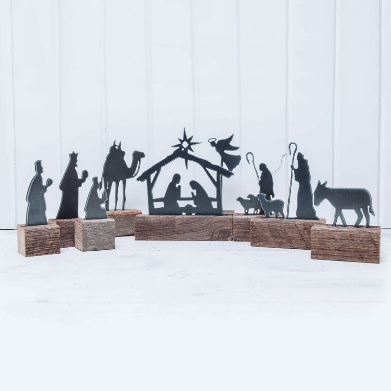 6-inch Nativity Set