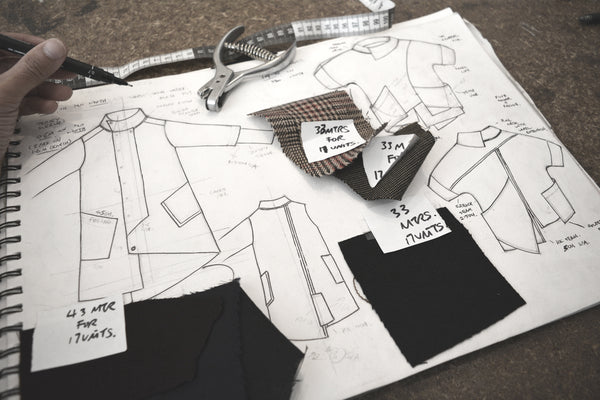 Design Sketches A/W 20