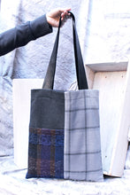 Load image into Gallery viewer, Unisex Reversible tote bag