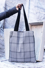 Load image into Gallery viewer, Unisex Wool Tote Bag