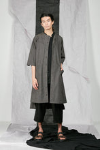 Load image into Gallery viewer, Long Line Unisex Wool Suiting jacket