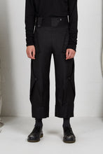 Load image into Gallery viewer, Italian viscose high waist tailored unisex pant