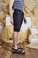 Load image into Gallery viewer, S/S 20 ORRI SLIM SHORTS - DENIM