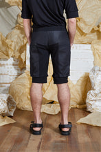 Load image into Gallery viewer, S/S 20 ORRI SLIM SHORTS - OBSIDIAN