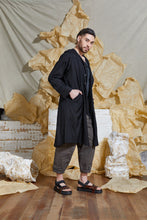 Load image into Gallery viewer, S/S 20 SILVA LONG JACKET - ONYX