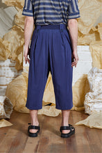 Load image into Gallery viewer, S/S 20 TAHLO WIDE LEG PANT - INDIGO