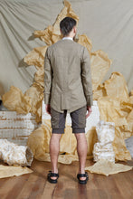 Load image into Gallery viewer, S/S 20 TSUMI WRAP JACKET - SAND