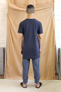 mens ethical melbourne made organic tee