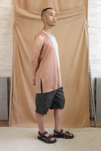 Load image into Gallery viewer, Mens Linen Jersey Tank Top