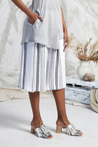 LUIS CULOTTE PANTS - SORRENTO STRIPE