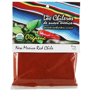 Vegan Organic New Mexico Red Chile Powder For All Your Vegan Dishes