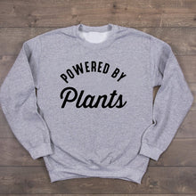 Powered By Plants Vegan Sweatshirt, Jumper