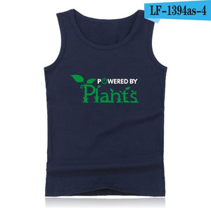 Men's Vegan Fitness, Workout Muscle Shirt