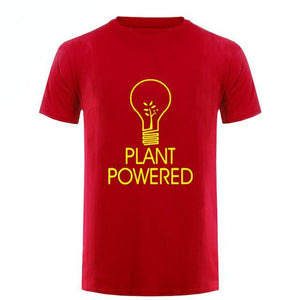 Vegan Men's Plant Powered T-Shirt