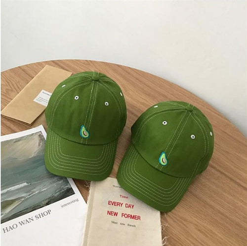Avocado Baseball Cap Low Profile
