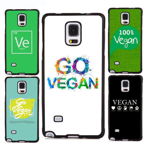 Vegan Cell Phone Case for Samsung Galaxy
