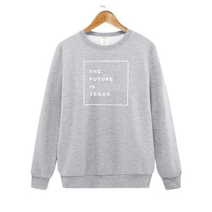 The Future Is Vegan Sweatshirt