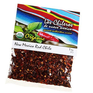 Vegan Organic New Mexico Red Chile For All Your Spicy Vegan Dishes