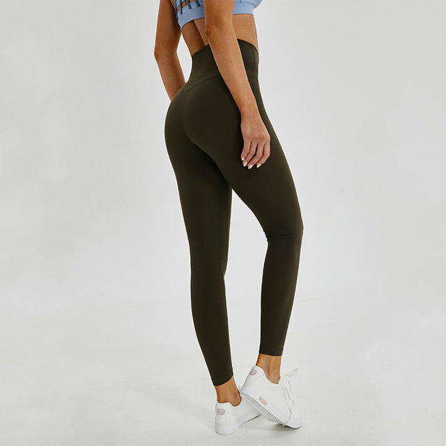 Classical Soft Naked-Feel Leggings