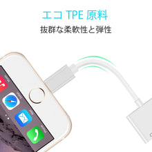 iPhone Charger/Headset Adapter