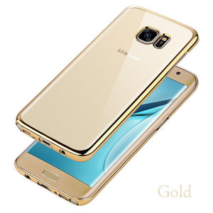 Luxury Ultra Slim Case For Samsung Galaxy