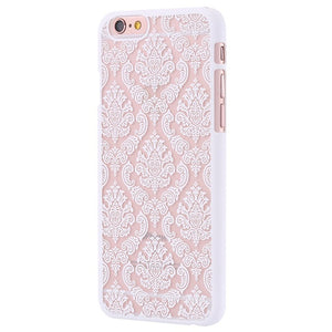 Posh Pattern iPhone Case