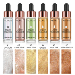 Liquid Shimmer Glow Highlighter Concealer