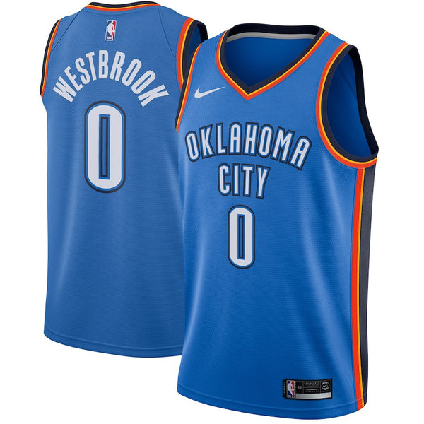 Russell Westbrook  0 NBA Swingman Association Edition Jersey 7f3e5cc59