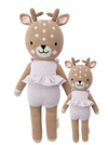 Cuddle + Kind Violet the Fawn - 13""