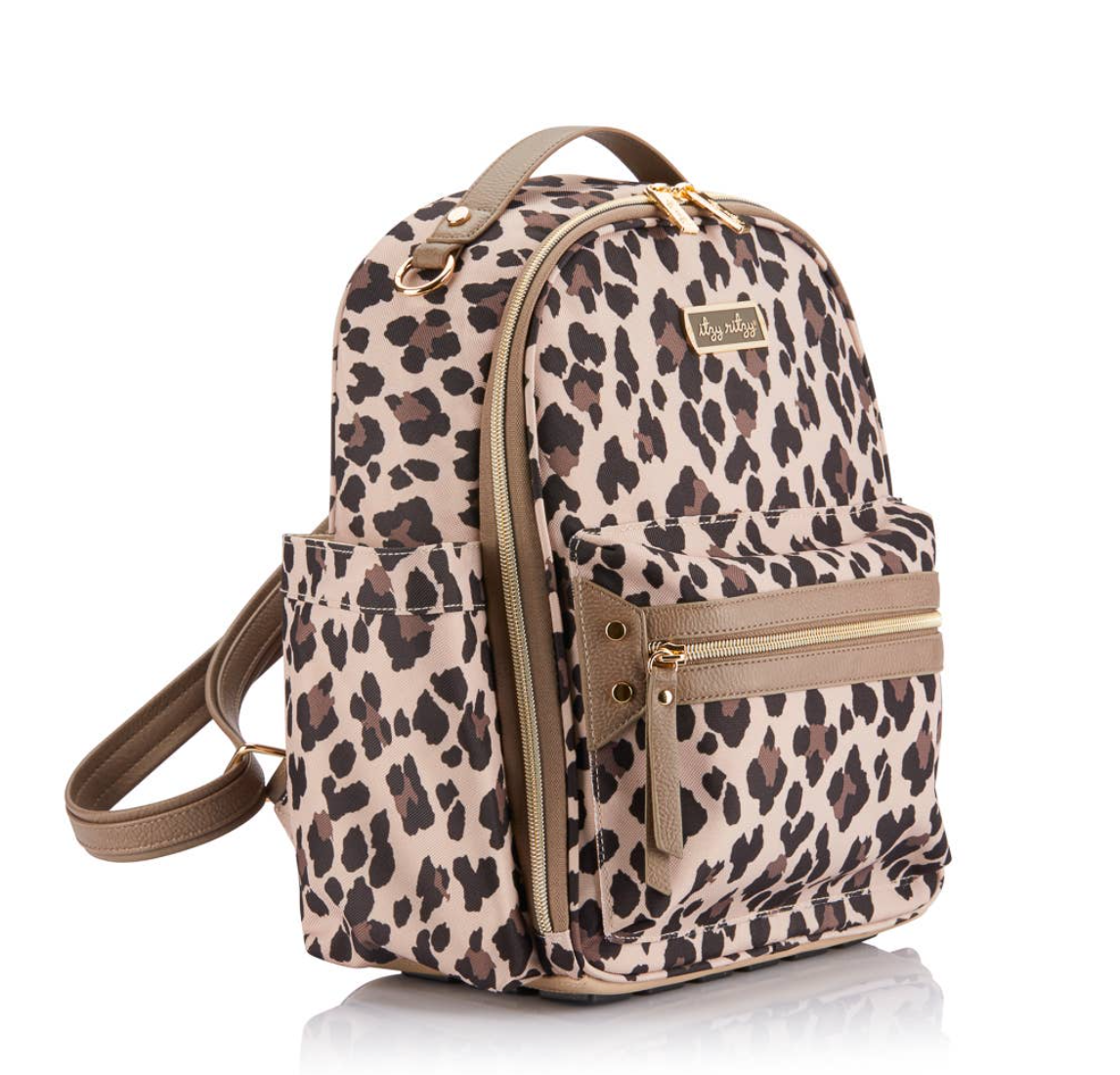 Itzy Mini™ Diaper Bag Backpack - Leopard