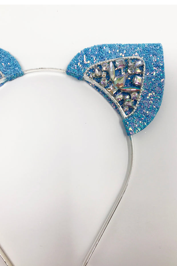 Glitter Skies Cat Ears