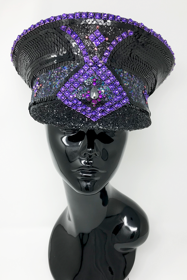 Stargazer Captain Hat