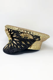 Golden Child Captain Hat