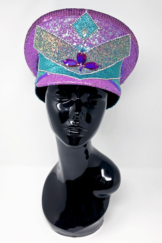 Under the Sea Signature Captain Hat