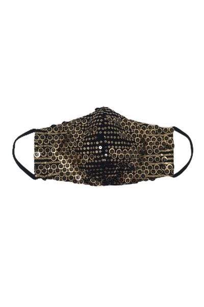 Adult Sequin Mask