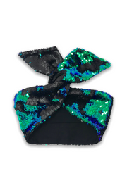 Adult Multi-use Mermaid Sequin Headband Mask