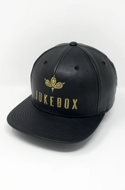 Jukebox Signature Black Snapback