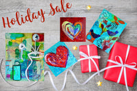 Holiday Art Sale-Tatiana Cast