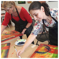 January Art Classes - TatianaCast