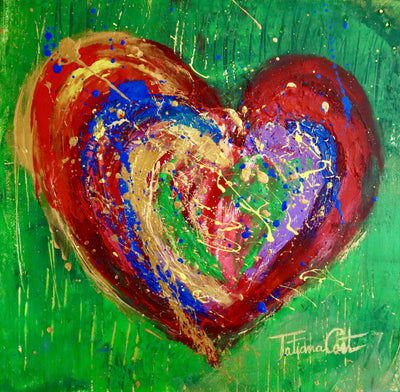 Colorful Heart 2
