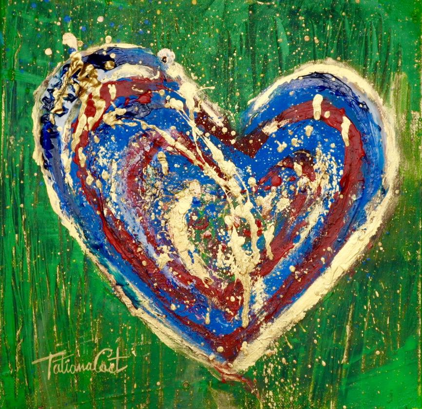Colorful Heart 5
