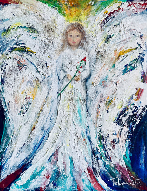Angel of Faith - Prints