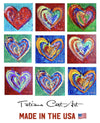 Colorful Heart 6 -Original