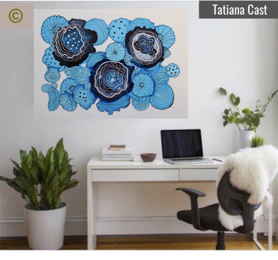 Nature's Graphic 4-Limited Edition - TatianaCast