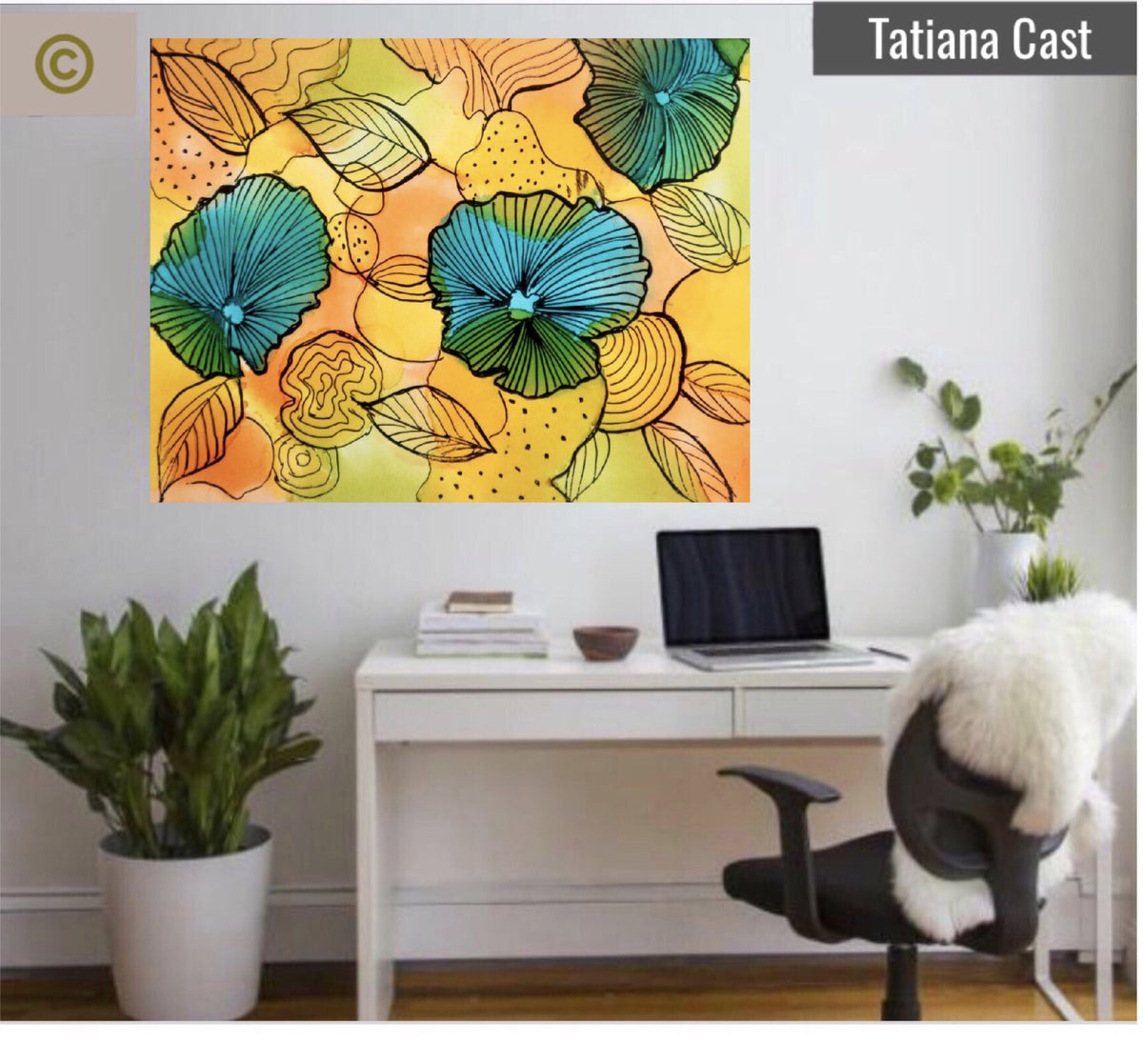 Nature's Graphic 3 -Limited Edition - TatianaCast